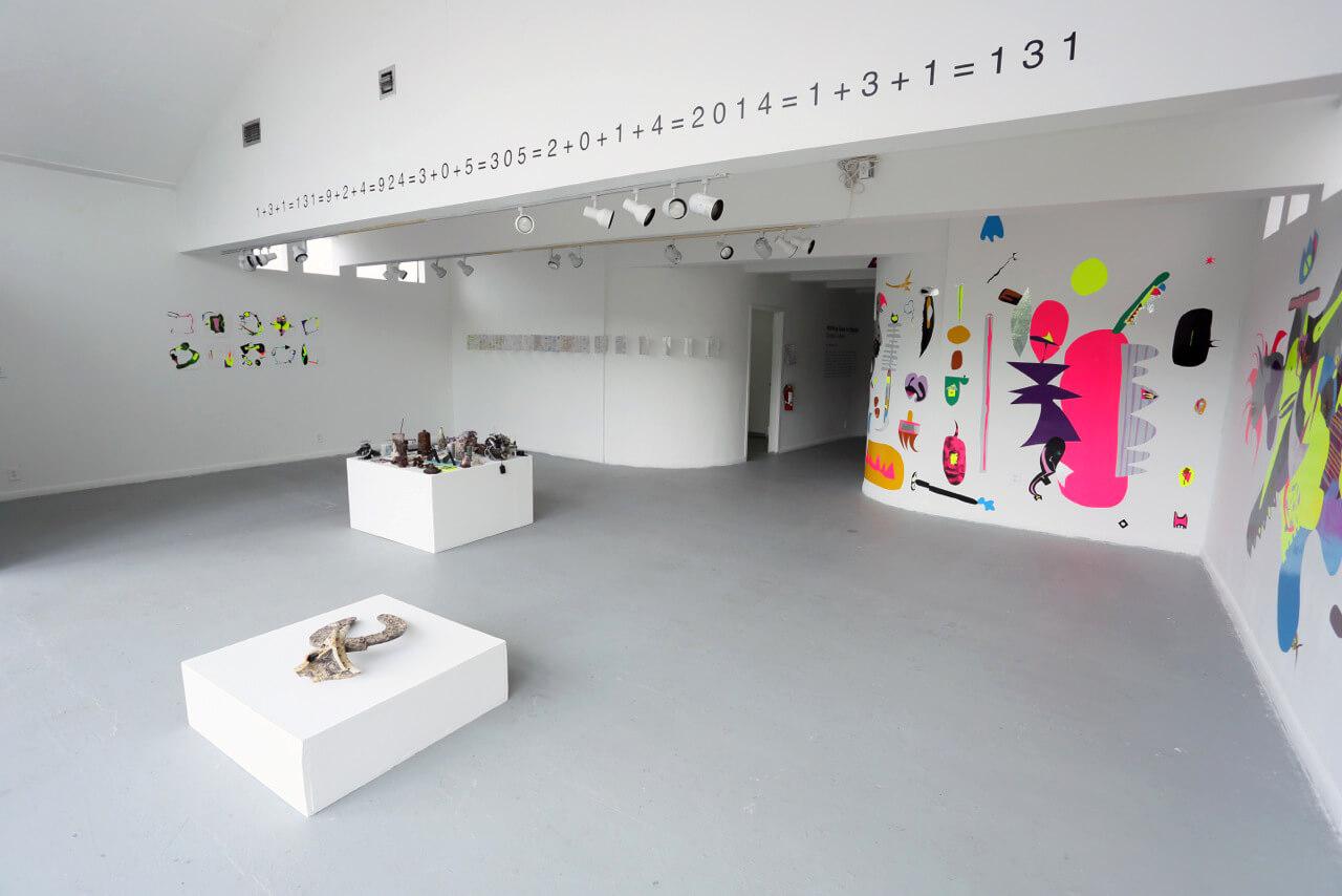 Raneytown Gustavo Oviedo 131 Art Center