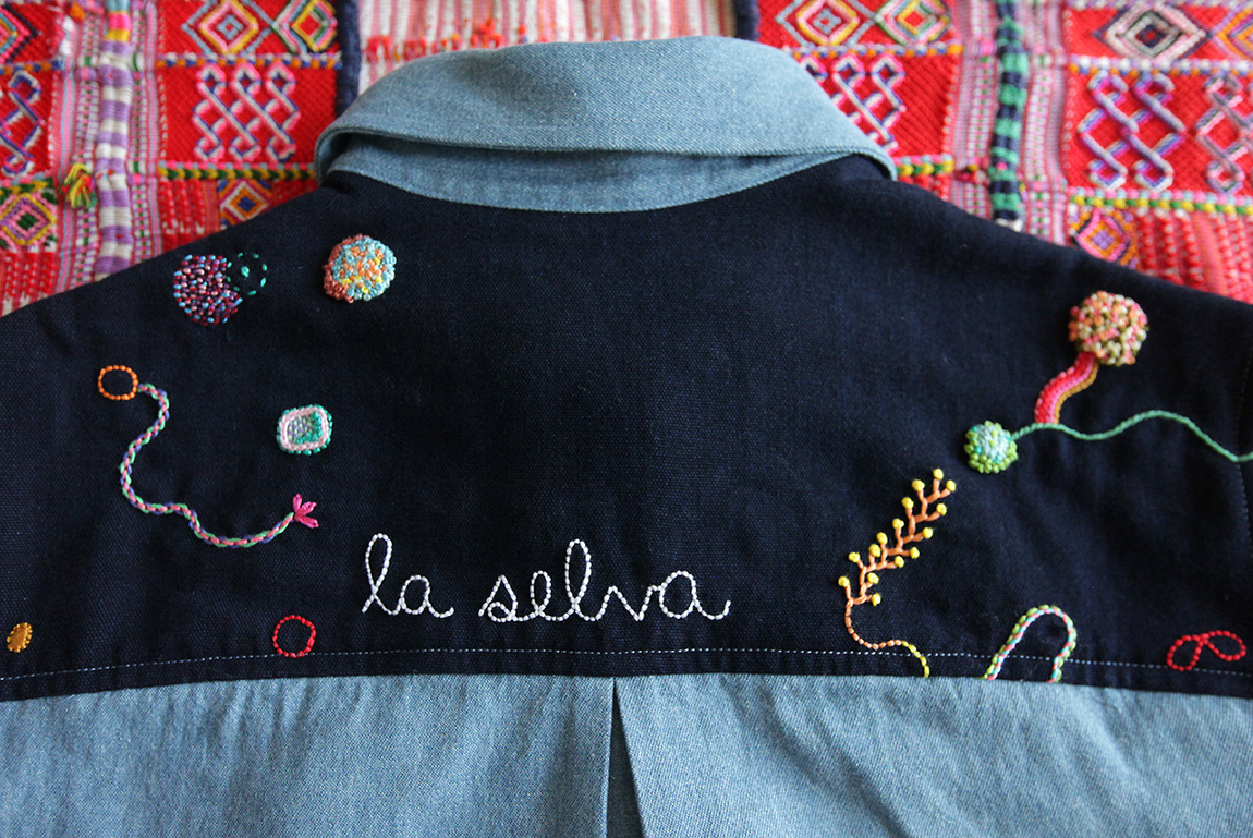 Rebeca Raney x La Selva