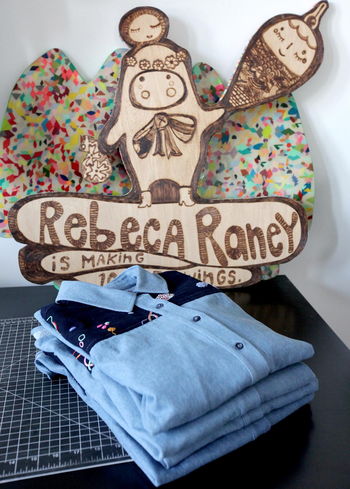 Rebeca Raney x La Selva